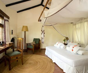 Moivaro Coffee Plantation Lodge Bedroom