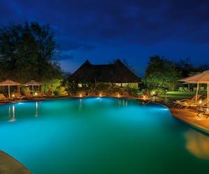 Mokuti Etosha Lodge Pool