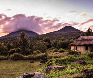 Mount Gahinga Lodge Volcanoes
