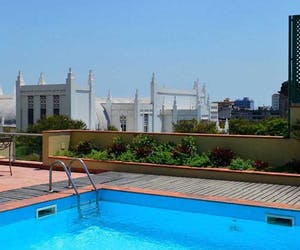 Pestana Rovuma Hotel In Maputo Pool