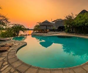 Mukambi Safari Lodge Pool