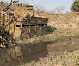 Mwamba Camp Hide