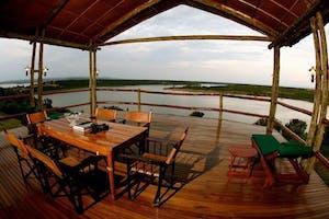 Mweya  Safari  Lodge Queens Cottage