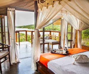 Naara Eco Lodge Safari Tent