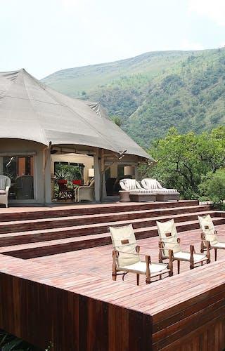 Nkomazi Private Game Reserve Majilis Tent 1