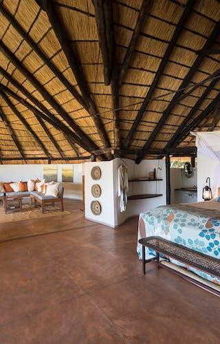 Nkwali Camp Chalet Int