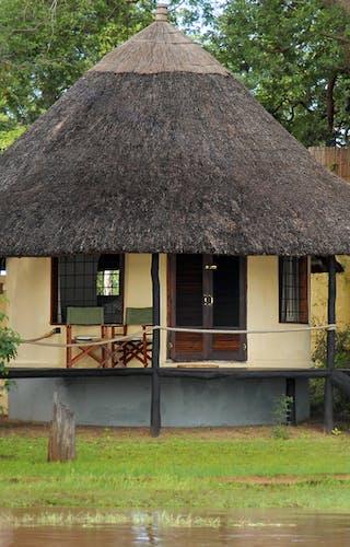 Nsefu Camp Chalet