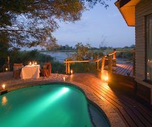 Ntwala Island Lodge Room Suite Pool