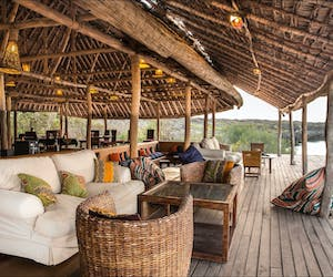 Nuarro Beach Lodge Beach Bar Lounge