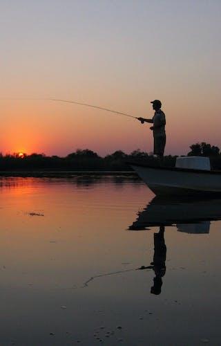 Nxamaseri Fishing Sunset 41