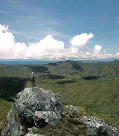 Chelinda Lodge Landscape