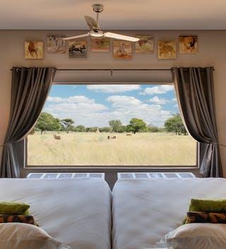 Okonjima Plains Camp Bedroom