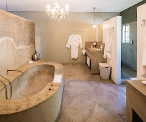 Olive Grove Bathroom