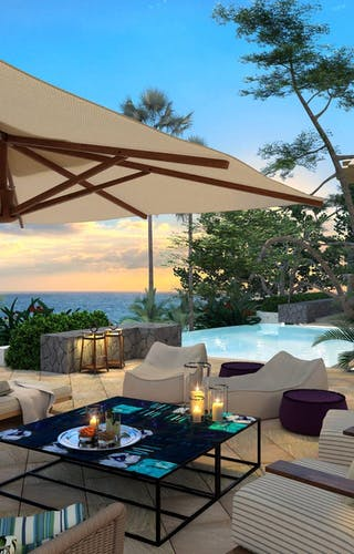 One And Only Le Saint Geran Villa