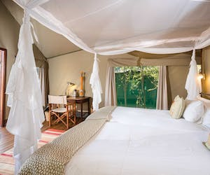 Ongave Tented Camp Bedroom
