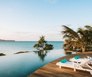 Paradise Cove Infinity Pool