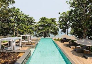 Praia Sundy Pool