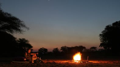 Private Moments On Walking Safaris