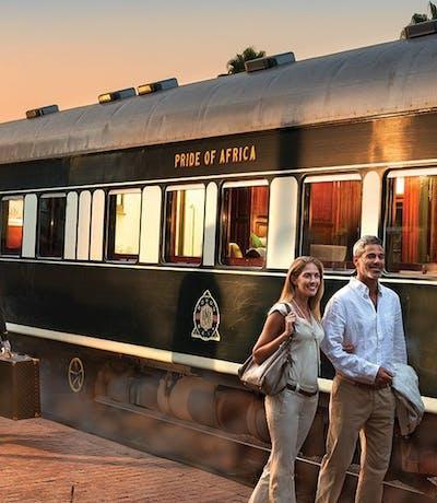 Rovos Rail Train Trip