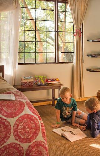 Robins House Family Room
