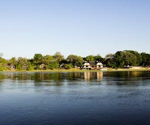 Royal Zambezi Lodge River View