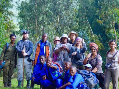 Rwanda Gorilla Tracking Craig Kaufman