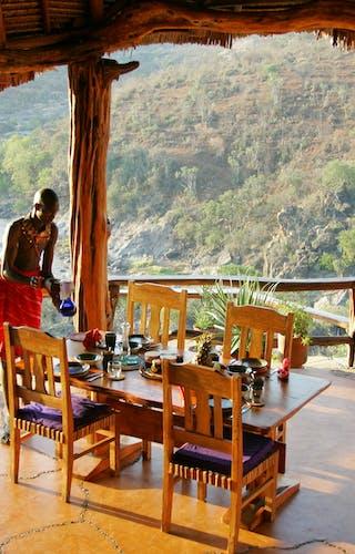 Sabuk Lodge Breakfast