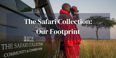 Safari Collection Our Footprint