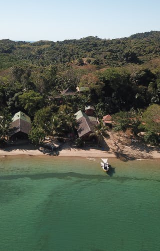 Sakatia Lodge Aerial