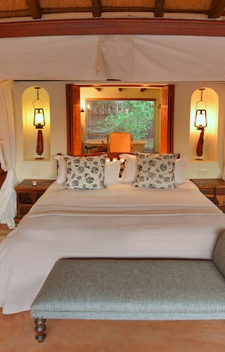 Sanctuary Chobe Chilwero Suite