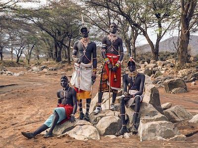 Saruni Samburu Samburu Warriors