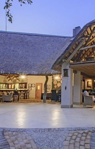 Savanna Main Lodge
