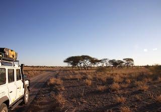 Self Drive Kalahari Botswana