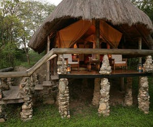 Semliki Safari Lodge Tent