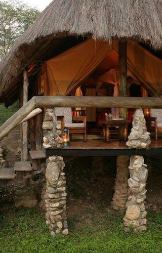 Semliki Safari Lodge Tent