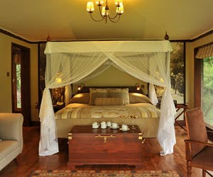 Serena Camp Suite Interior