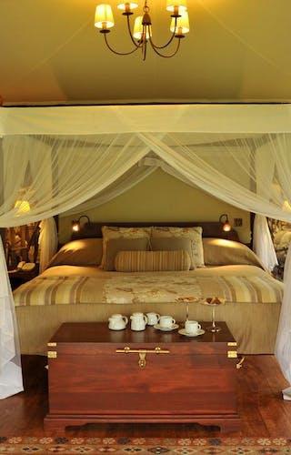 Serena Camp Suite Interior
