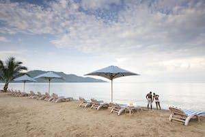 Serena  Lake  Kivu Beach Loungers