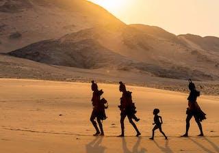 Serra Cafema Desert Walk