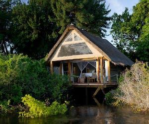 Sindabezi Island Lodge Lodge