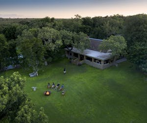 Singita Castleton Aerial View