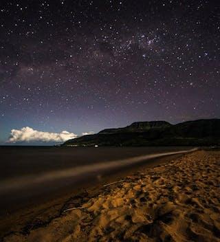 Stars Lake Malawi
