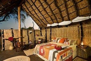 Tafika  Camp  Bedroom