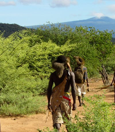 The Hadza Of Lake Eyasi