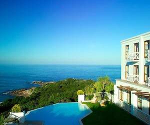 The Plettenberg Exterior Sea View