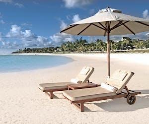 The Residence Mauritius Beach