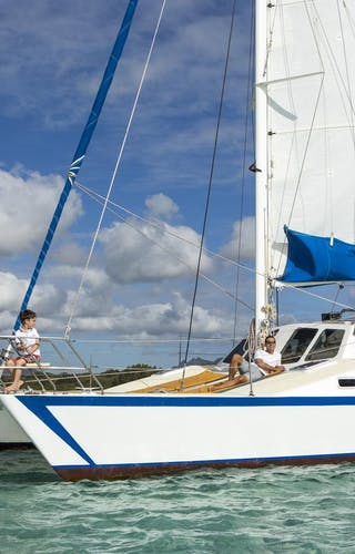 The Residence Mauritius Family Yacht Trip