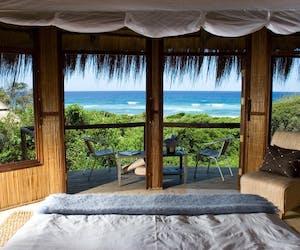 Thonga Beach Lodge Sea View