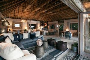 Tongabezi  Lounge