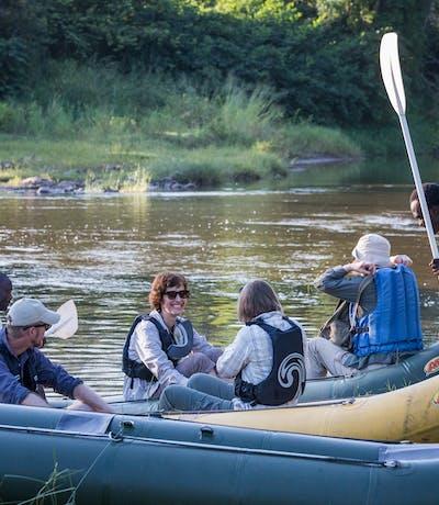 Tongole Rafting Trip
